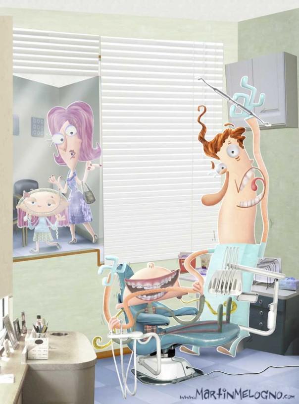 """""""Me encantan los dentistas"""" de Ana María Shua"""